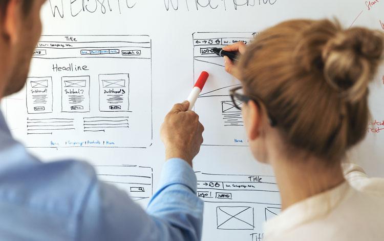 L'ergonomie & l'esthétique de vos sites